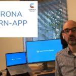 Digitalisierung in Zeiten einer globalen Pandemie: die CORONA WARN-APP und Google Maps
