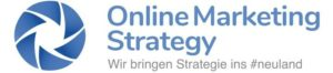 Online Marketing Strategy Logo