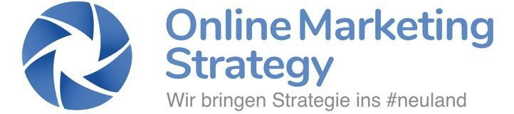 Online Marketing Strategy Logo